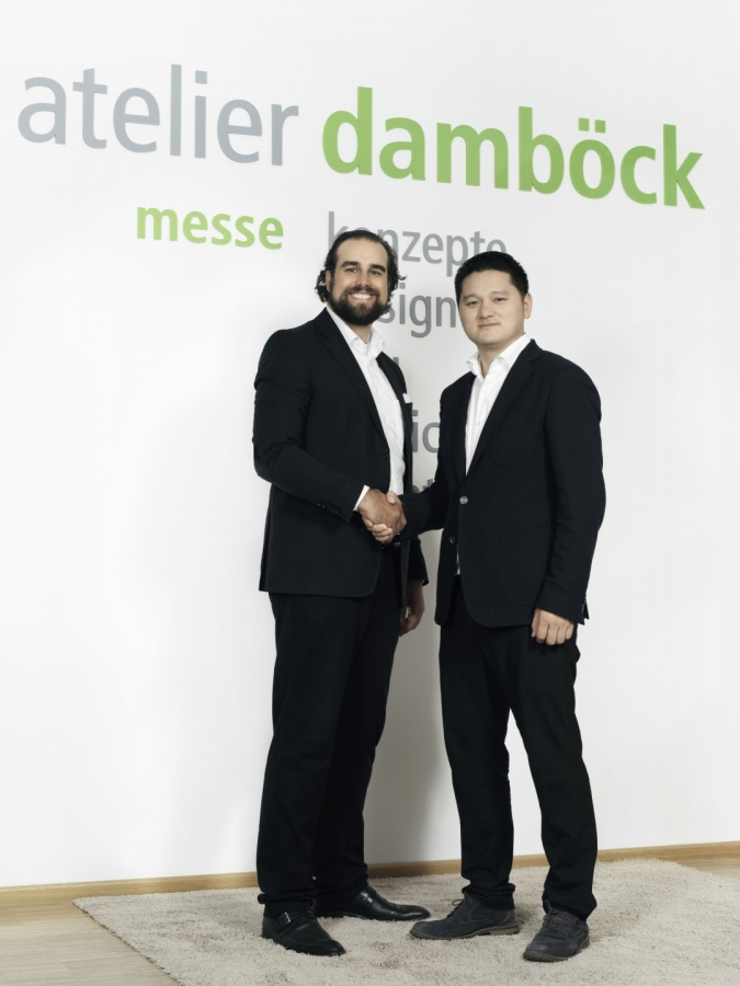 Atelier Damböck Establishes Branches in China