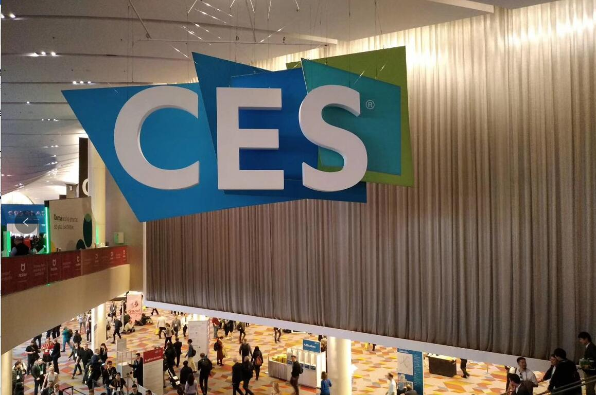 IS in assistance with China's smart manufacturing at 2020 CES